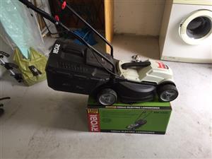 Ryobi Electric Lawnmower 1200W 320mm