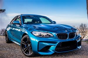 2018 BMW M2 coupe auto