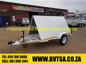 2 Meter Advert Trailer For Sale