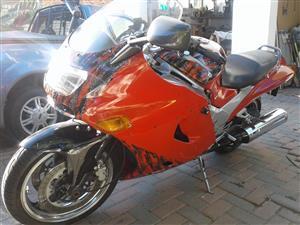 1994 Kawasaki ZZR