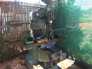 Single Phase Bridge Port milling machine for sale