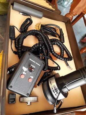 Cineslider and equipment
