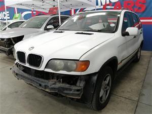 2001 BMW X5 Code 2