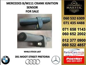 Mercedes benz m111 crank sensor for sale