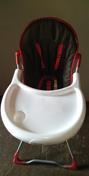 Baba eet stoel / baby eating /feeding chair