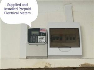 Prepaid meter for sale