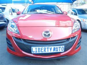 2010 Mazda 3 Mazda 1.6 Dynamic