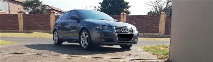 2007 Audi A3 2.0T Ambition