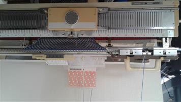 Empisal Cardomatic  DB Chunky knitting machine