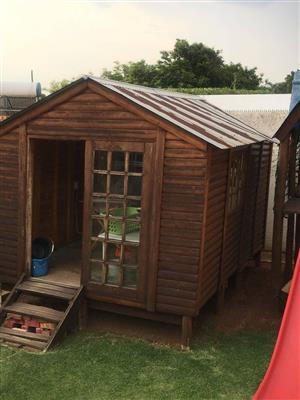 Moving and repair of wendy houses