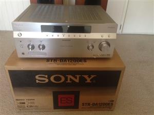 5.1 AV Home Theater Sony-Yamaha-Kef-Velodyne