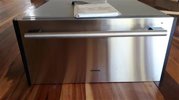 Brand new Siemens warming draw for sale