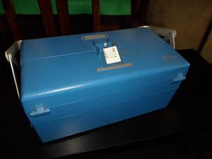 Raco Aluminum Toolbox Set