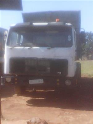 1995 Hino Tipper Truck