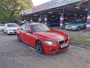2014 BMW 3 Series 320i Sport sports auto