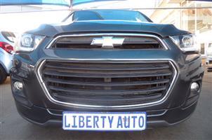 2017 Chevrolet Captiva 2.2D AWD LTZ