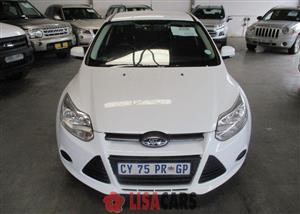 2014 Ford Focus 1.6 4 door Ambiente
