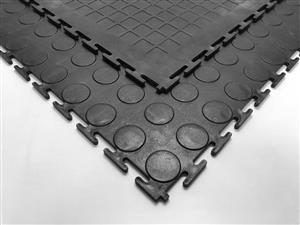 Dimple mats