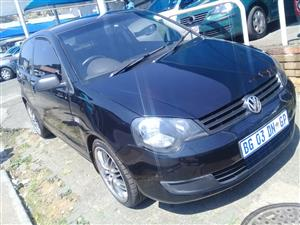 2011 VW Polo Vivo hatch 3-door