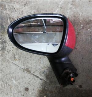 Kia Rio Door Mirror Electric with Indicator LH