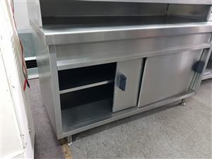 Serving Counter 1600mm wide