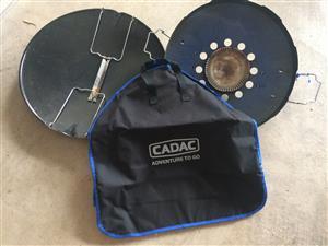 "CADAC ""Skottel braai "" with carry bag"
