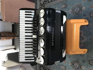 Pian accordian