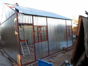 STEEL HUTS RANDBURG, 0715777043, ZOZO HUTS RANDBURG,