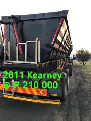 2011 Kearney trailer