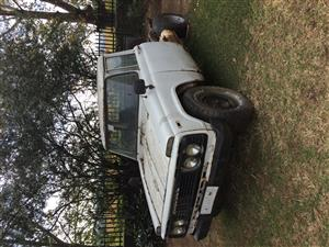 Toyota Stout 1969 - Project