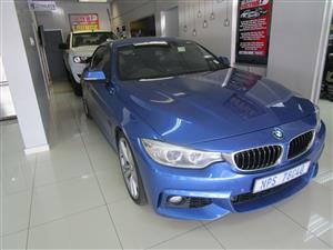 2018 BMW 4 Series 435i convertible