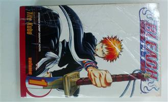 *Manga* Bleach Vol 1+2