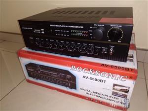 Rocksonic AV6500BT