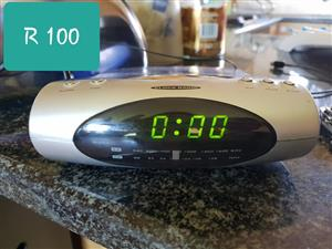 Clock radio for sale