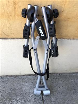 Thule Xpress 2 Bike Tow Bar Mount Carrier - easy as 1-2-3!