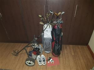 2 Golf Sets - Price for Each