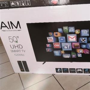 Aim  65 inches  ULED TV