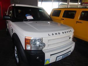 2008 Land Rover Discovery 3 TDV6 E