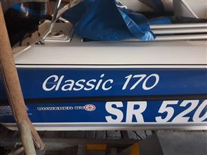 Classic 170Boat