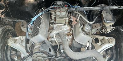 Chev 454 LS6 V8 Engine
