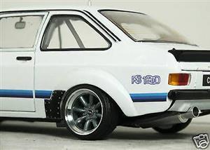 Ford Escort RS-Mk2 Wheel Arches