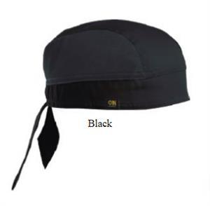 Chef Skull Cap - Black