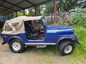 1981 Jeep CJ5 289 V8