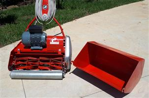 PROFESSIONAL ELECTRIC CYLINDER GRASS MOWER