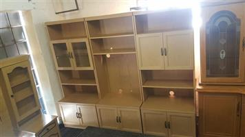 3 PIECE WALL UNIT FOR SALE MUST SEE!!