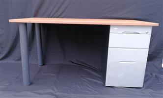 Complete mini office furniture set 5 piece