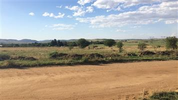 CENTURION: URGENT LAND FOR SALE OR TO RENT  -LONG TERM -9,368 Hectares