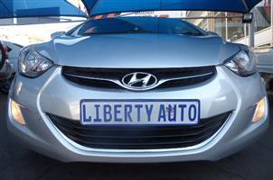 2013 Hyundai Elantra 1.6 Premium