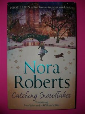 Catching Snowflakes - Nora Roberts - Mills & Boon.