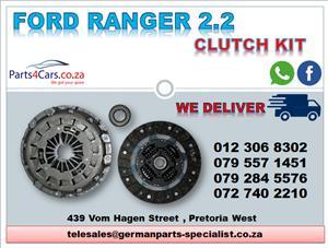 FORD RANGER 2.2 NEW CLUTCH KIT FOR SALE